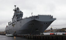 "The cancellation of the Mistral deal failed to bring any political outcomes to France and now the country is in a ""ridiculous situation,"" said Caroline Galacteros, a French Political Science professor."