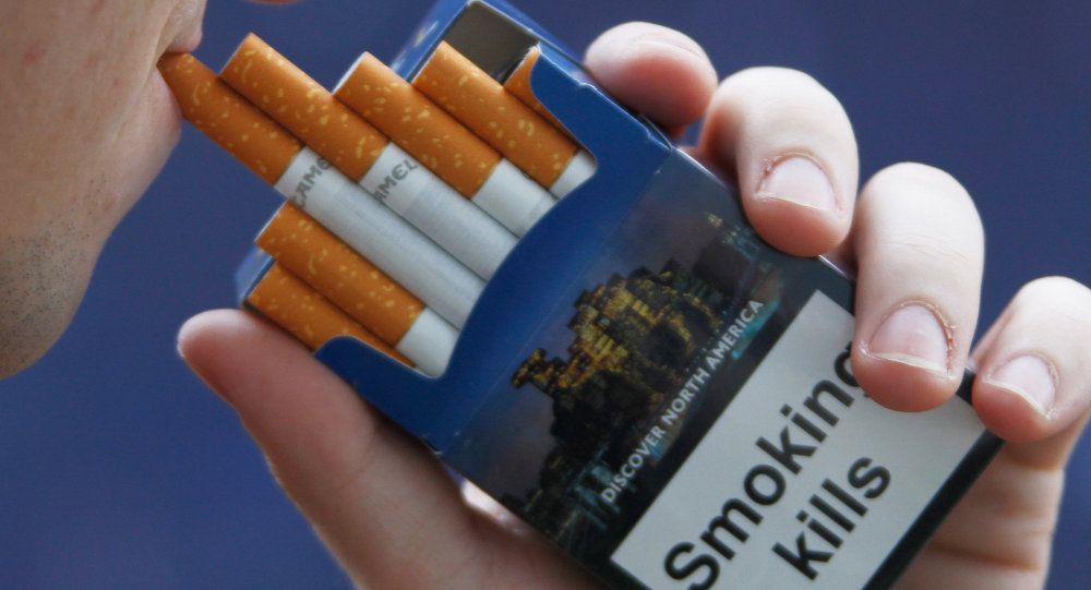 The minimum legal age at which people can purchase tobacco products in Russia may be raised from 18 to 21.