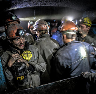 Coal Miners of Donbas