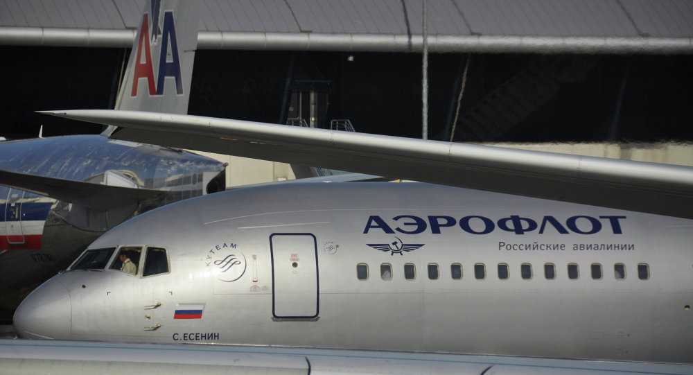 Aeroflot to Cancel Flights to Damascus from August