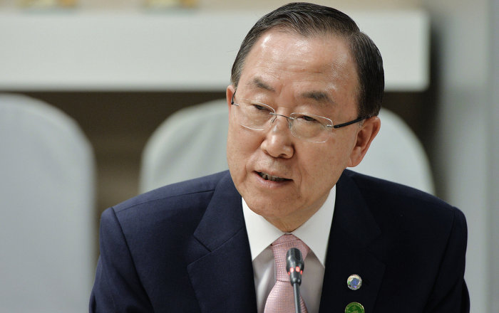 Ban Ki-moon urges Israel, Palestine to stand up to domestic extremists