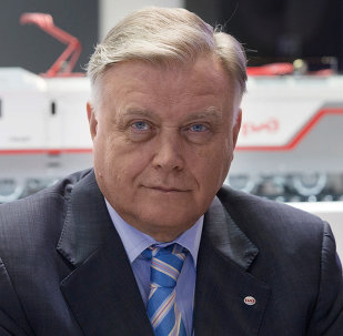 The head of the state-run Russian Railways company, Vladimir Yakunin