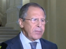 Lavrov Sets Timeframe Needed to Sign Agreement on Iran Nuclear Program