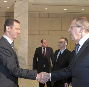 Russian Foreign Minister Sergei Lavrov said Russia would keep assisting Syrian government in their fight against terrorism.