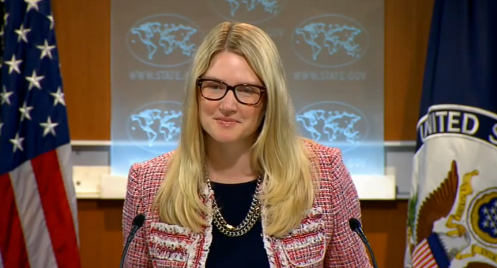 Putting North Korea back on the US list of states sponsoring terrorism and ramping up sanctions on Pyongyang would not have a significant impact, US Department of State spokesperson Marie Harf said
