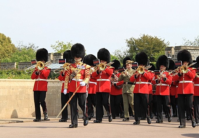 The Queen's Guards