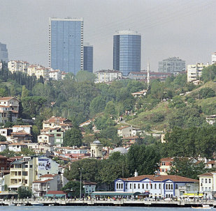 Istanbul, Turkey's most populous city