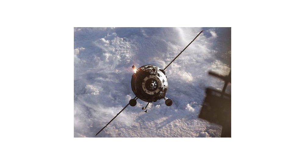Progress M cargo spacecraft