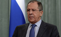 Foreign Minister Sergei Lavrov meets with Tanzanian counterpart