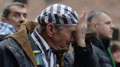 70th anniversary of Auschwitz-Birkenau concentration camp liberation