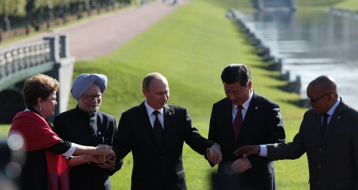 Photo of BRICS countries' leaders