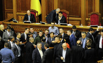 "A Ukrainian politician proposed to ban the use of the words ""Russia"" and ""Rus"" in Ukraine to refer to the present territory of the Russian Federation."