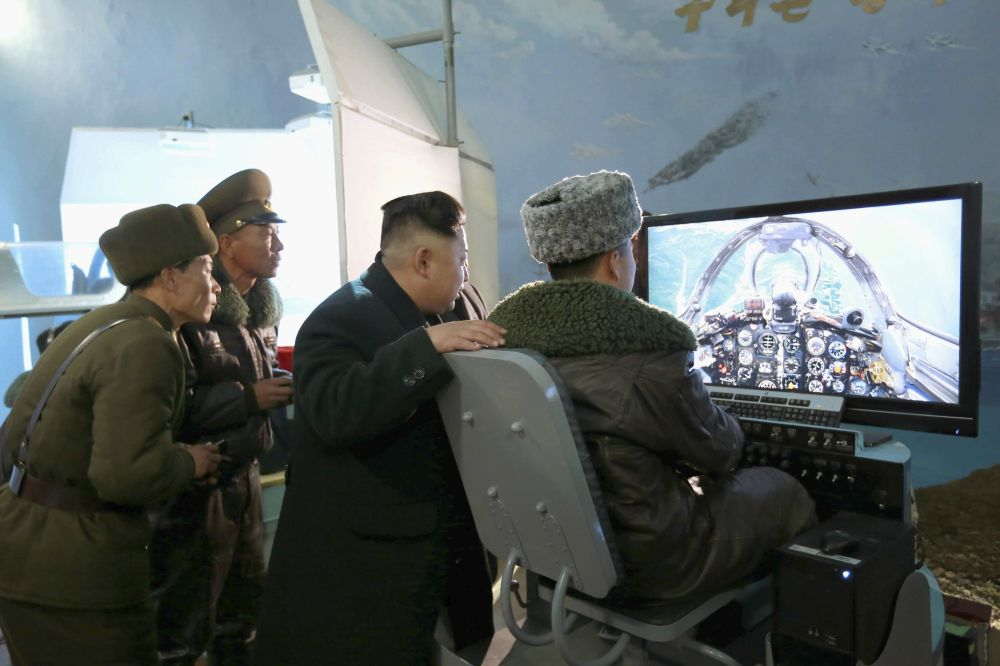 Readiness Test: Kim Jong Un Inspects North Korean Armed Forces
