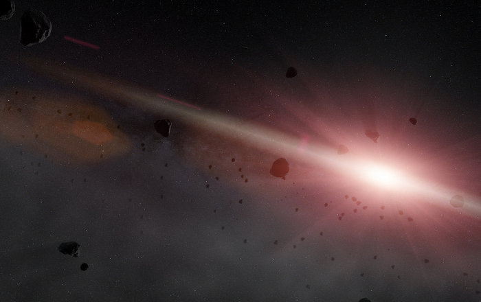 NASA Spacecraft to Map Surface of 'Doomsday' Earth-Crushing Asteroid