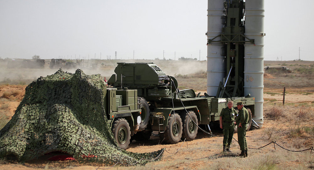 S-400 in Syria: Russia Gives 'Stark Warning' to Turkey