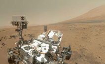 NASA's Curiosity rover has found the first evidence of liquid water on Mars, a significant step in the search for past life on the red planet.