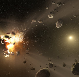 Some exploding asteroids discovered by NASA