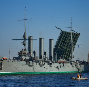 Aurora: Legendary Cruiser That Changed Russia's History With a Single Shot