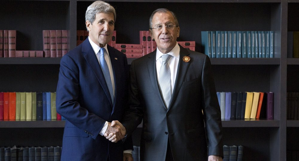 Kerry, Lavrov to Discuss Syria in Doha