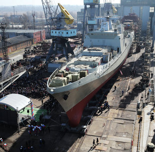 The Leningrad Region government will create a new program to develop the shipbuilding center during the restrictions imposed by the sanctions and in line with a survey by the Krylov State Research Centre.