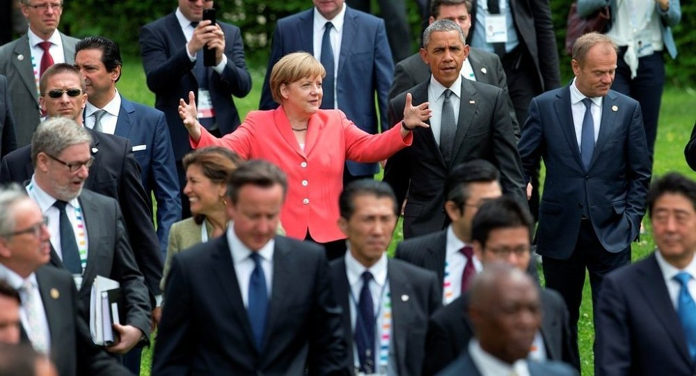 G7: Talking Shop for Western Global Hegemony