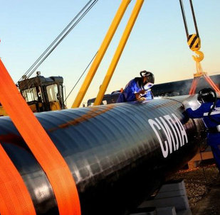 Gazprom is looking for a new contractor for its Power of Siberia pipeline.
