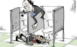 Hollande's Tap Dance