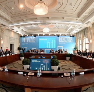 Participants in the BRICS Finance Ministers and Central Bank Governors' Meeting, Meeting of the Board of Governors of the BRICS New Development Bank
