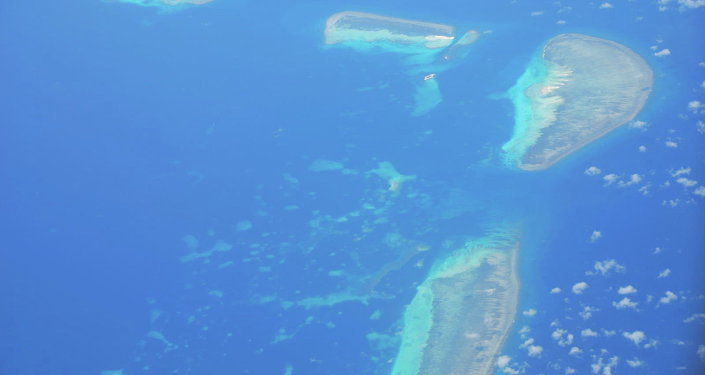 The Paracel Islands