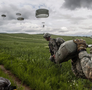 The US Army is sending hundreds more soldiers to Europe to reassure its North Atlantic Treaty Organization (NATO) allies in a display of force, the Army Times reported.