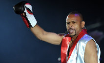 boxer Roy Jones