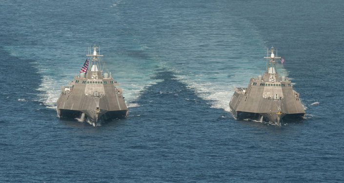 Littoral combat ships