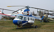 Mi-2 helicopter