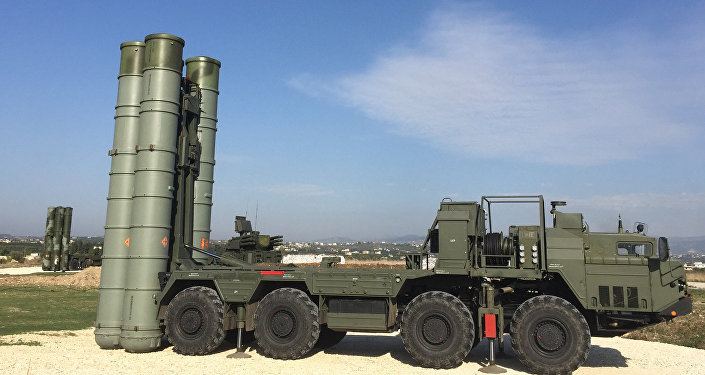 Russia deploys S-400 air defence missile system in Syria