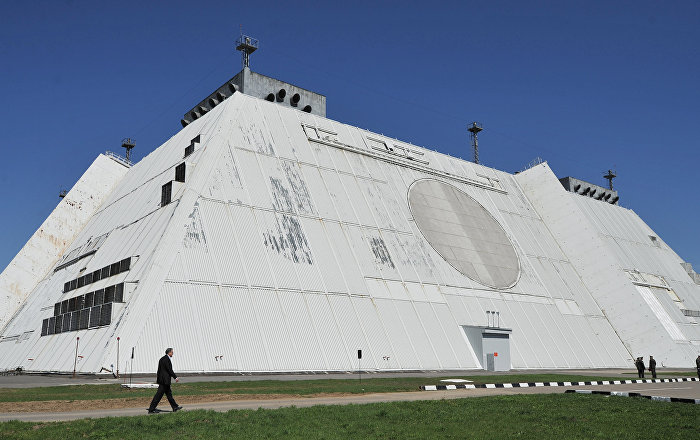 Gd! All-Seeing Eye: Russia to Deploy 1,500 km-Range Radar