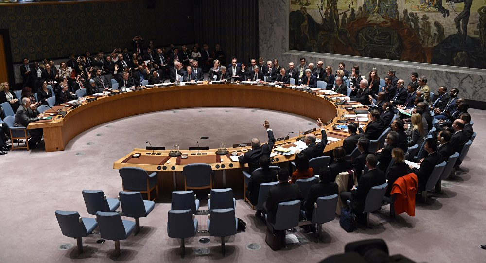 A Russia-US draft resolution in support of the Syria ceasefire has been circulated at the UN Security Council, the council's President Rafael Ramirez of Venezuela said.