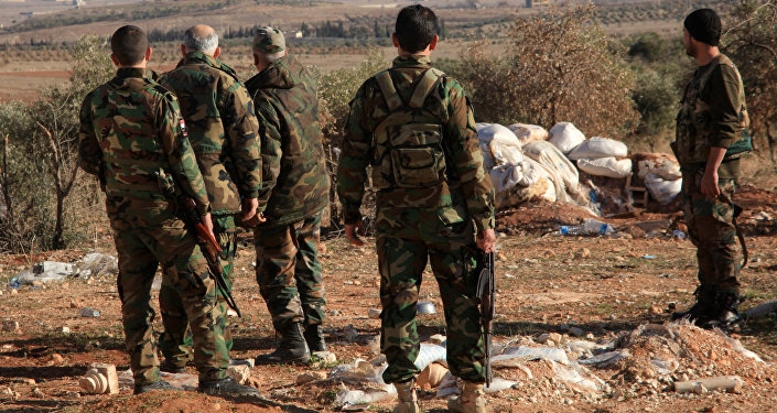Governor of the Syrian province of Deir ez-Zor said that Syrian Armed forces liberated al-Bagilya settlement