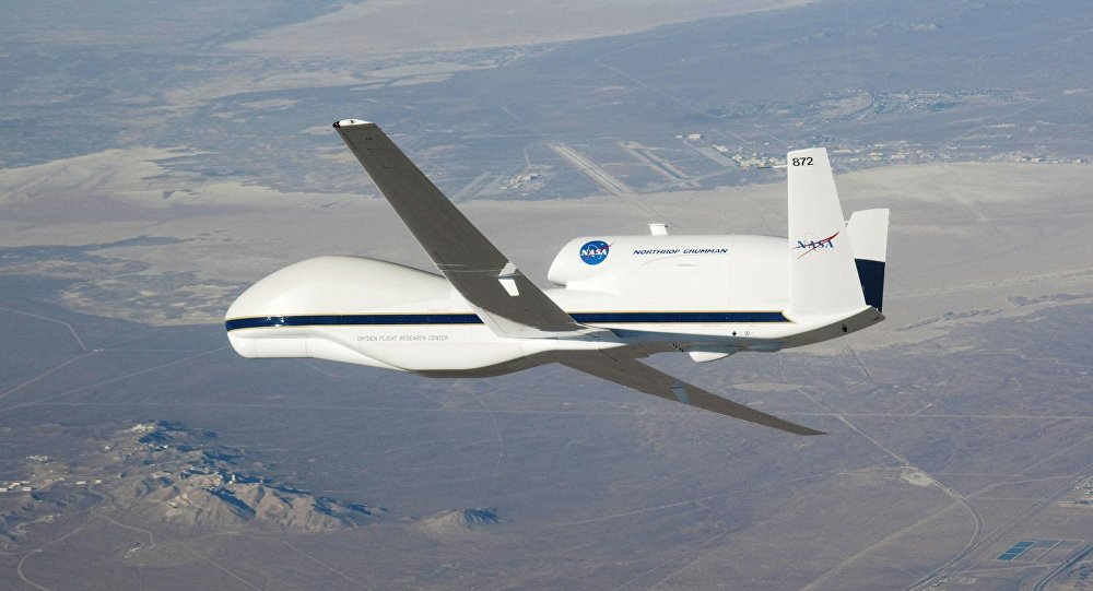 NASA's Global Hawk drone