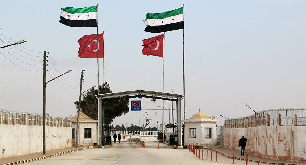 Convoy With Hundreds Of Militants Enters Syria From Turkey