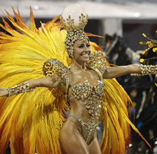 Get Ready to Sweat! Brazil Goes All Out in Carnival Extravaganza