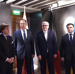 Normandy Four ministerial meeting