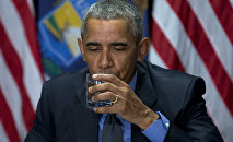 President Obama Finally Visits Flint
