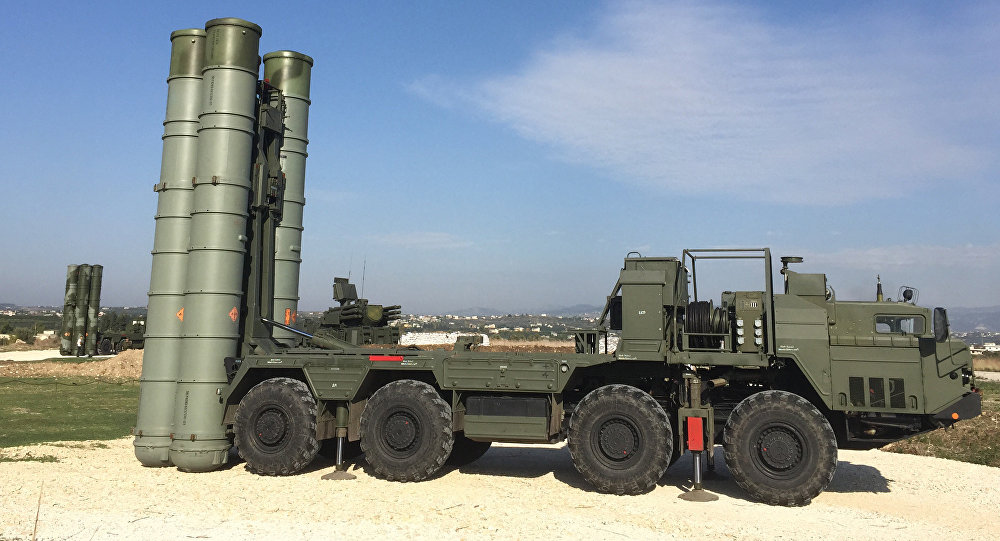 Russia's Top-Notch S-400 Will Protect Crimea From...