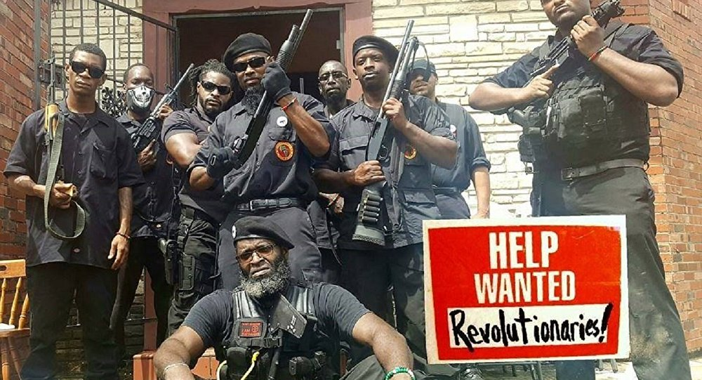 New Black Panthers Plan Armed Rally During Republican