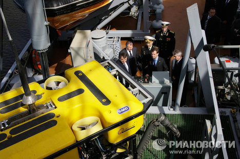 Russia floats out new nuclear submarine