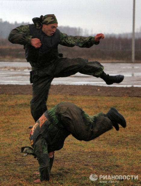 Russian Special Forces: trials not everyone will endure