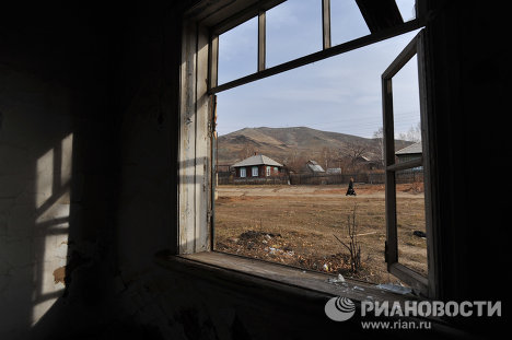 Karabash, one of the dirtiest towns in Russia and the world