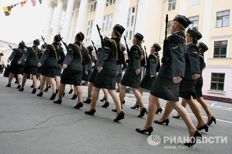 Women officers