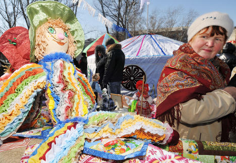 Khakas welcome spring during Chyl Pazy celebrations