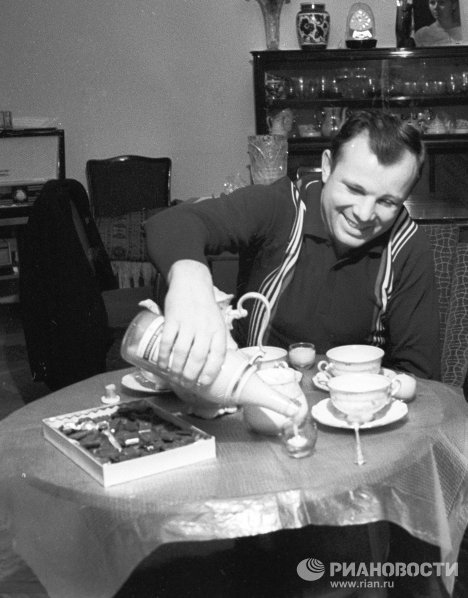 Yury Gagarin: A down-to-earth person